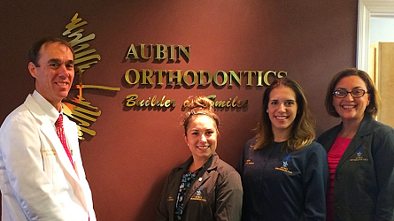Aubin Orthodontics in Northborough, MA